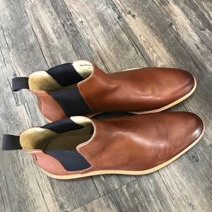 Joseph Abboud Shoes   Brown Boots
